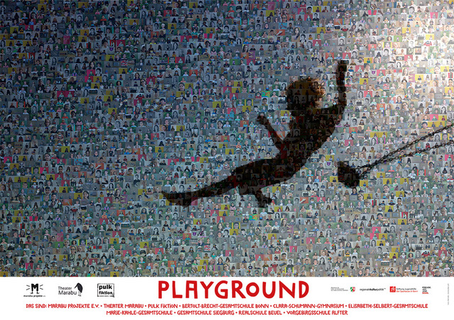 Plakat Foto Mosaik