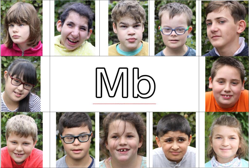Klassenfoto Mb